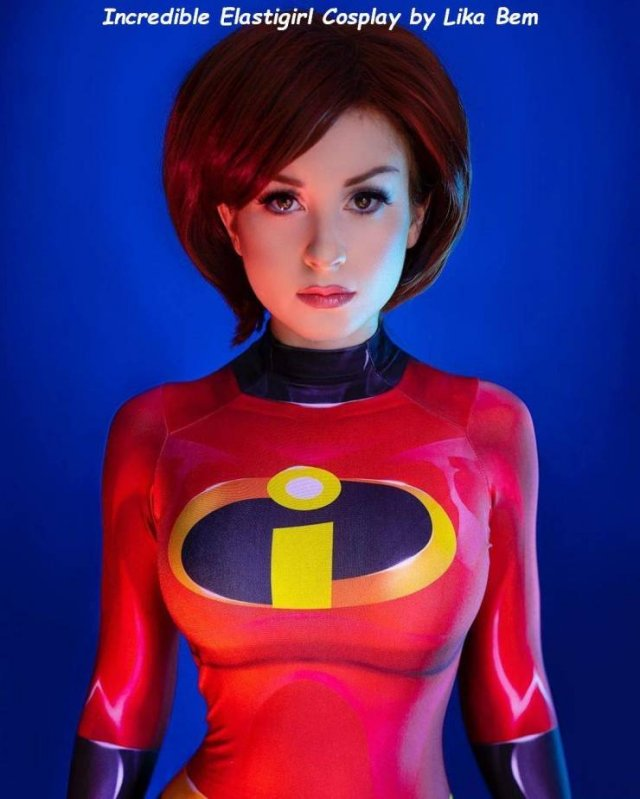Incredible-Elastigirl