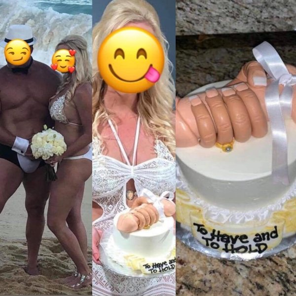 nutbull-body builder wedding