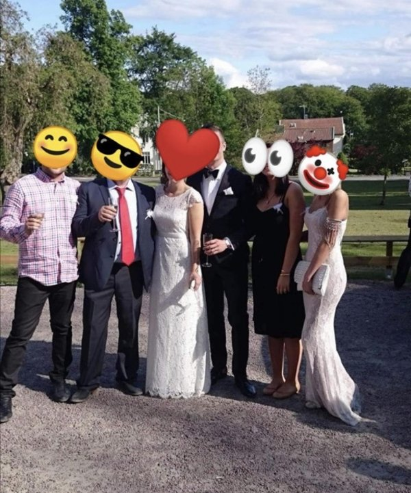 nutbull-funny wedding emoji